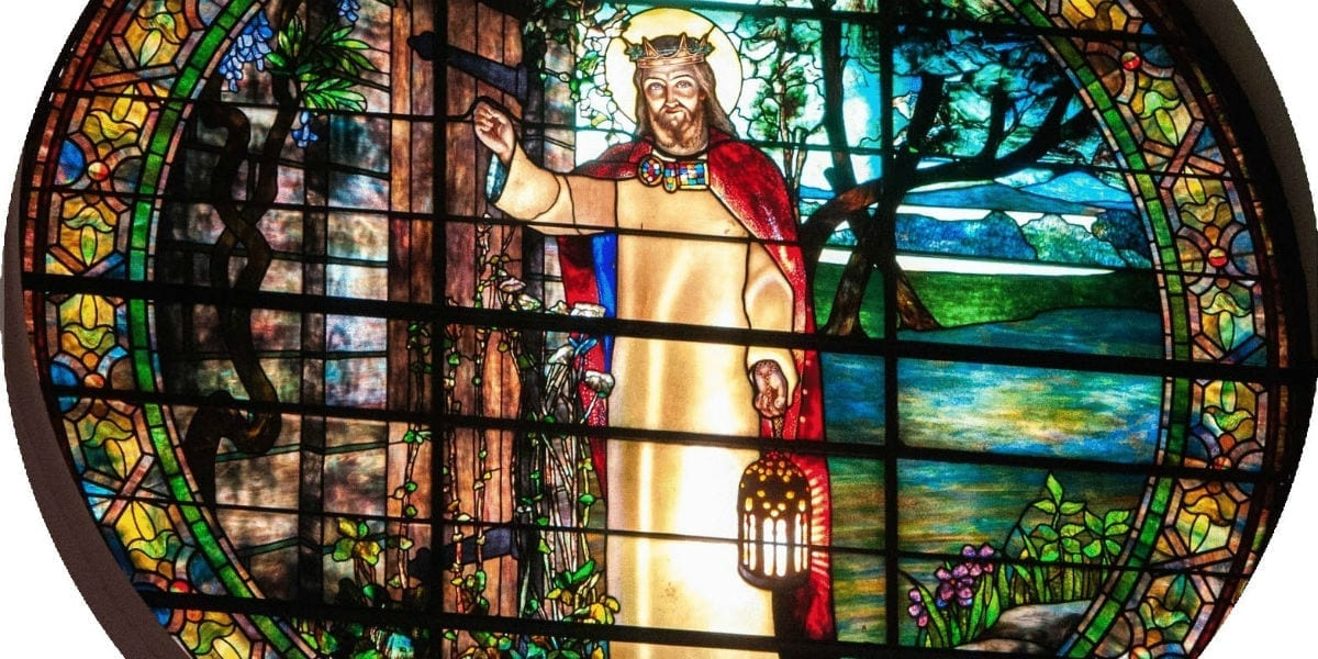 Dazzled by the Brightness of God's Light! – Anselm