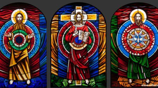Athanasius God as holy trinity three 3 persons one 1 nature sunday creative energizing reality unity father son spirit