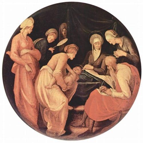 Nativity John baptist podcast solemnity birth birthday