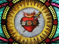 Sacred Heart of Jesus, Source of Light & Life