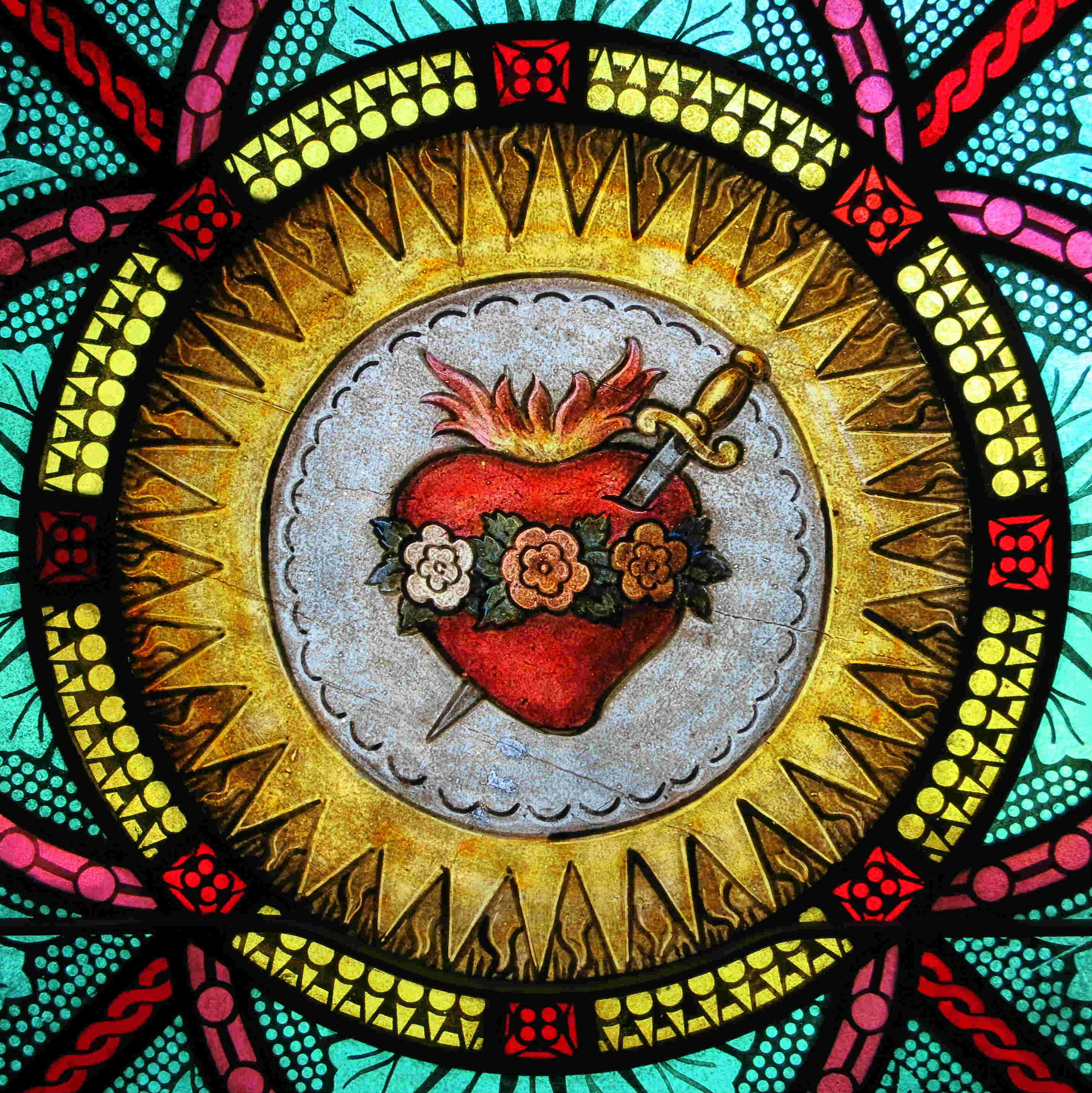 bonaventure - sacred heart of jesus