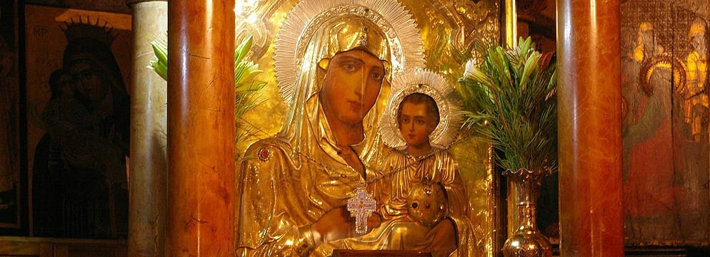 mary theotokos mother of God cyril of alexandria june 27