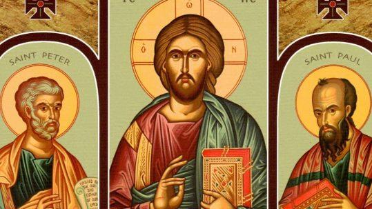 leo peter & Paul November 18 martyrs apostles martyrdom facebook