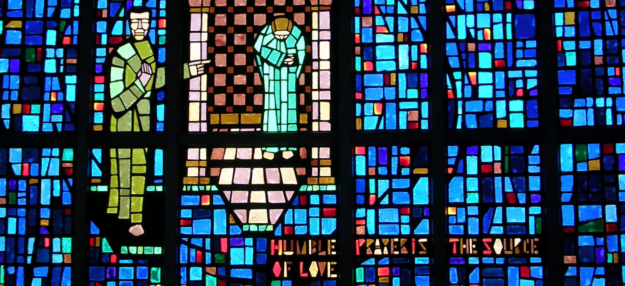 El Fariseo, el Publicano y la humildad