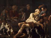Dives & Lazarus, Rich Man & Beggar