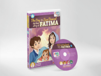 The Day the Sun Danced the True Story of Fatima - DVD