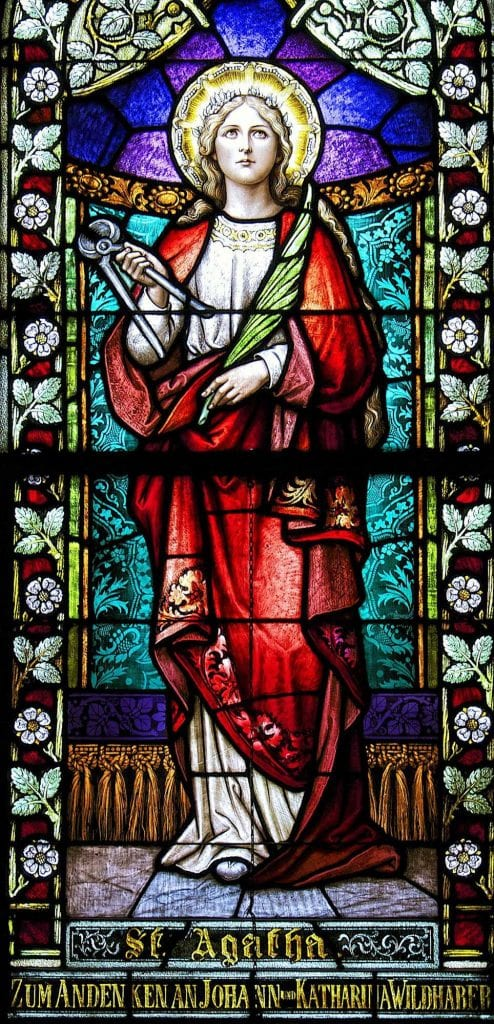 St. Agatha – St. Methodius of Sicily