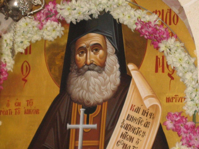 St. Dorotheus abbot Gaza