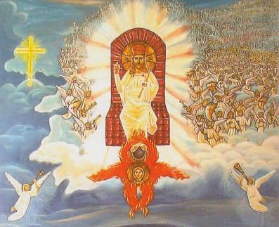 christ the king Coming Damiana-Monastery- st nicolai cristo rey segunda venida Monasterio Damiana San Nicolas