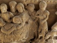Epulón y Lázaro, el rico y el mendigo
