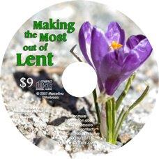 making the most out of lent