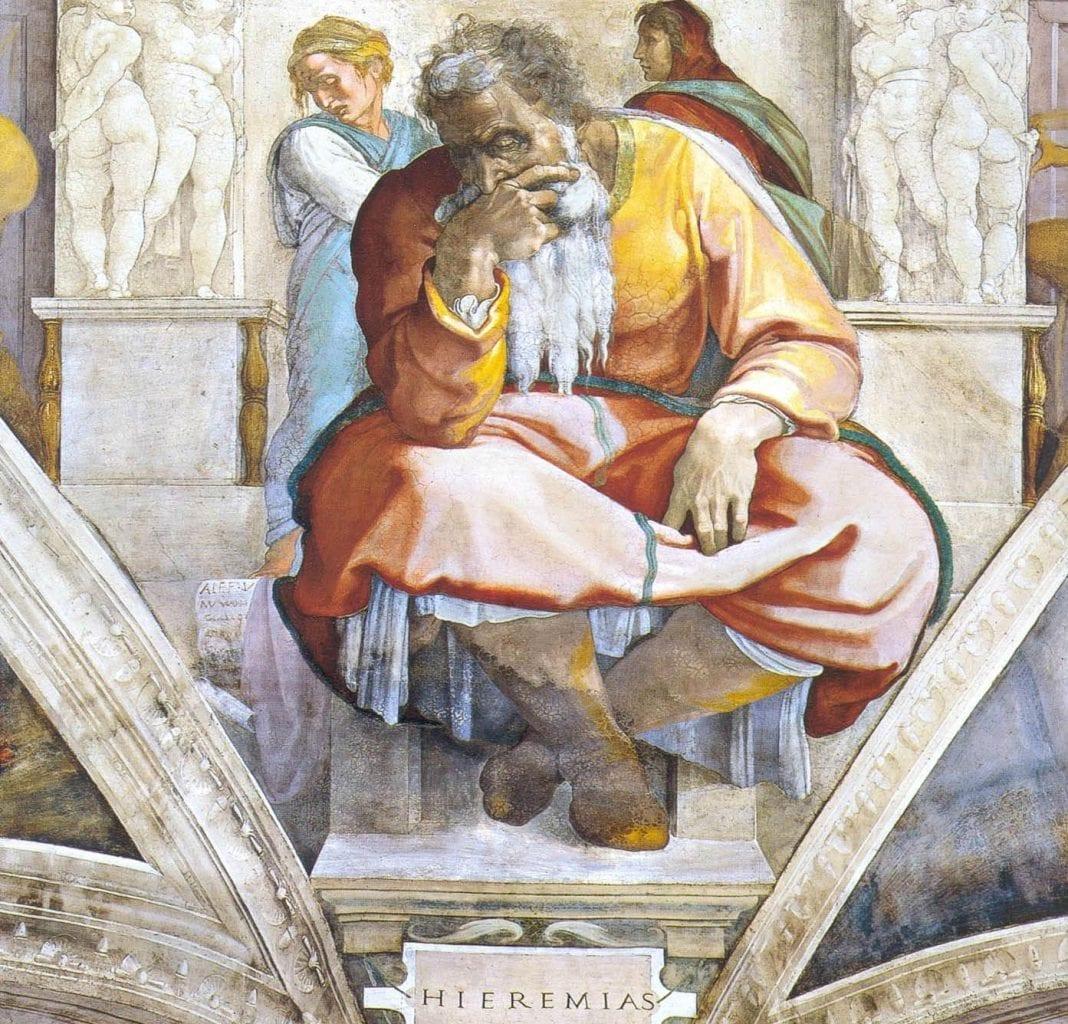 prophets jesus jeremiah cistern