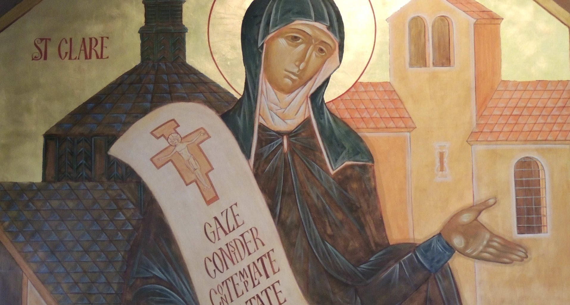 Clare icon his indescribable delight