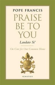 laudato si pope francis praise be to you
