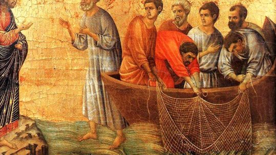 apostles twelve 12 disciples peter fishermen