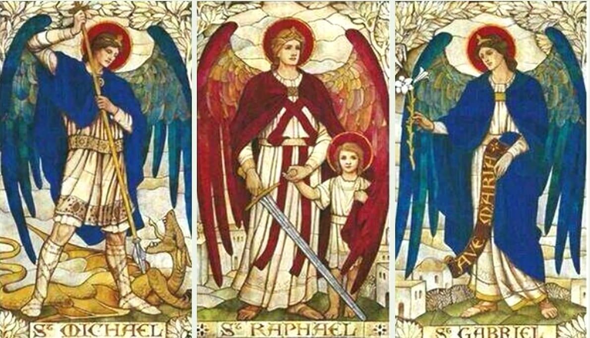 Znalezione obrazy dla zapytania archangels
