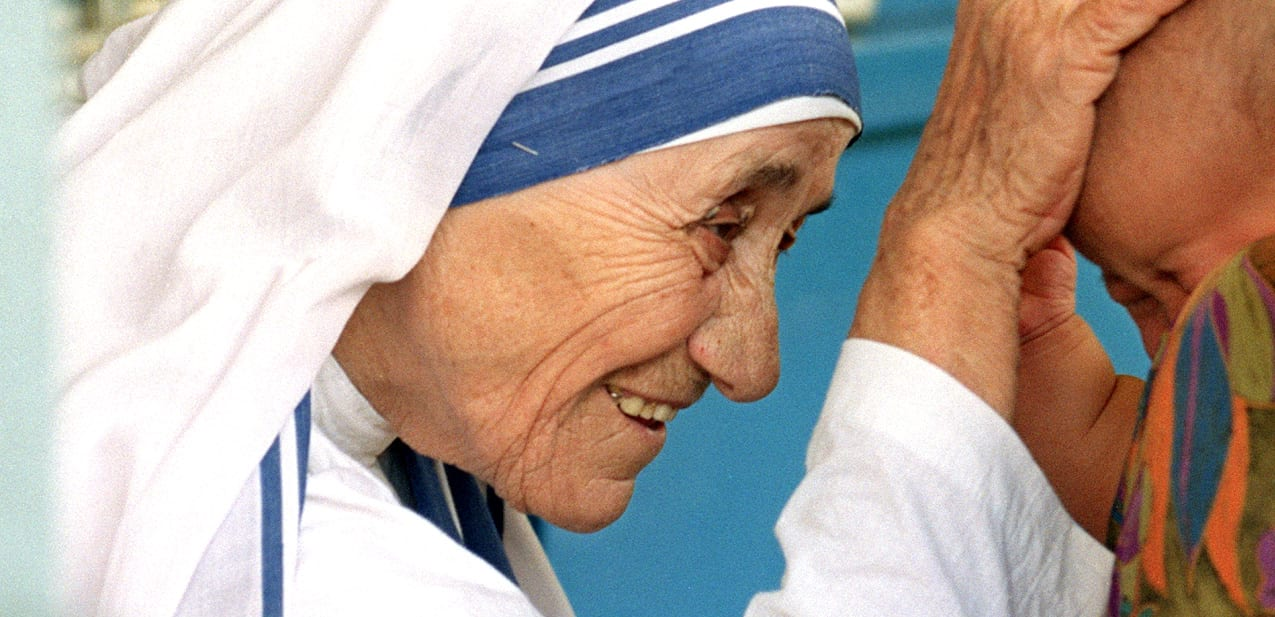 mother teresa abortion violence baby