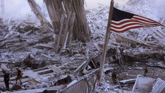 terrorism terrorist 9/11 September 11 victory triumph exaltation of the holy cross twin towers