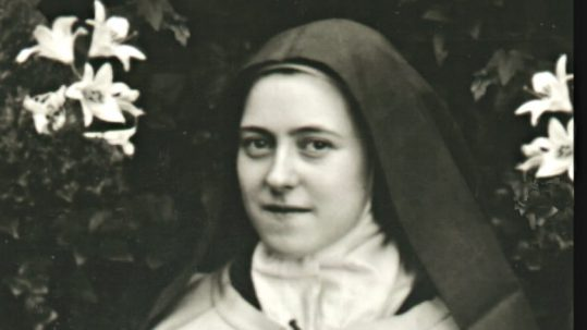 therese lisieux little flower love