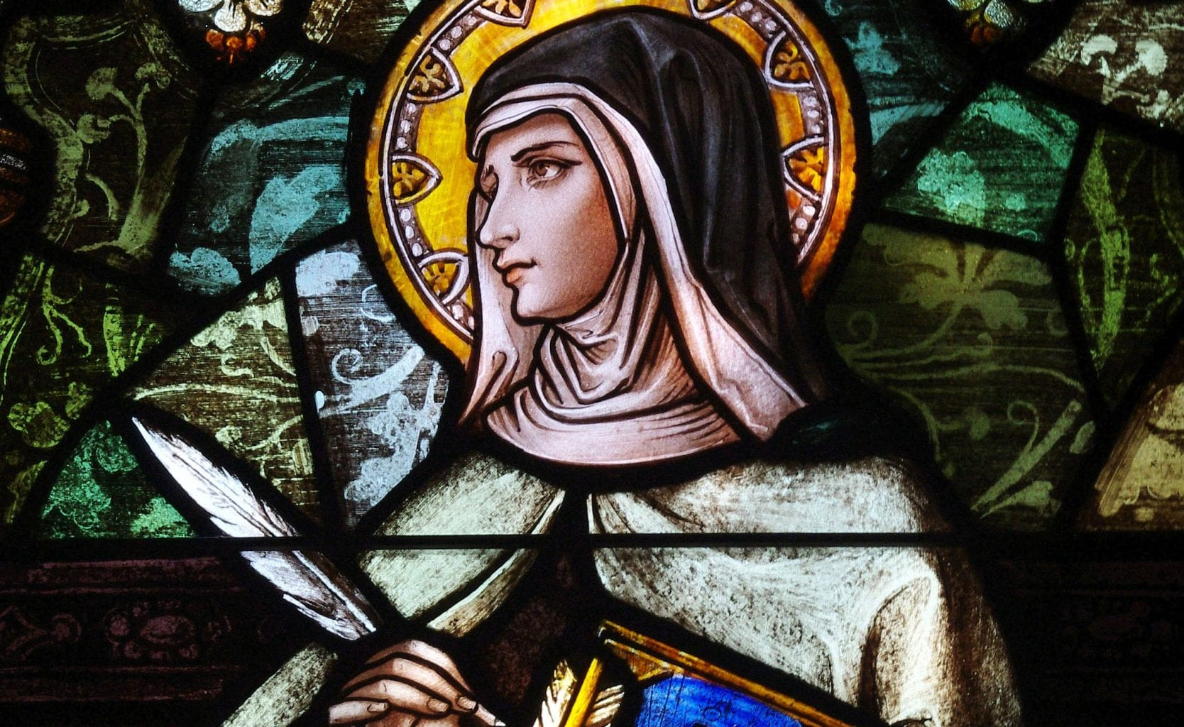 teresa avila lord's prayer thy kingdom come hallowed by thy name