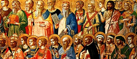 all saints day heaven november 1 holiness sanctity love saint