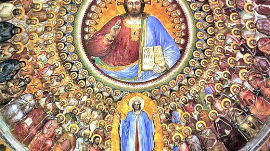 all saints day heaven november 1 holiness sanctity love saint tutti i santi cielo novembre 1 santita' amore santi