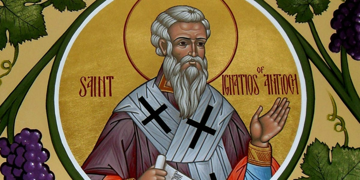 Ignatius of Antioch, Apostolic Father – Podcast
