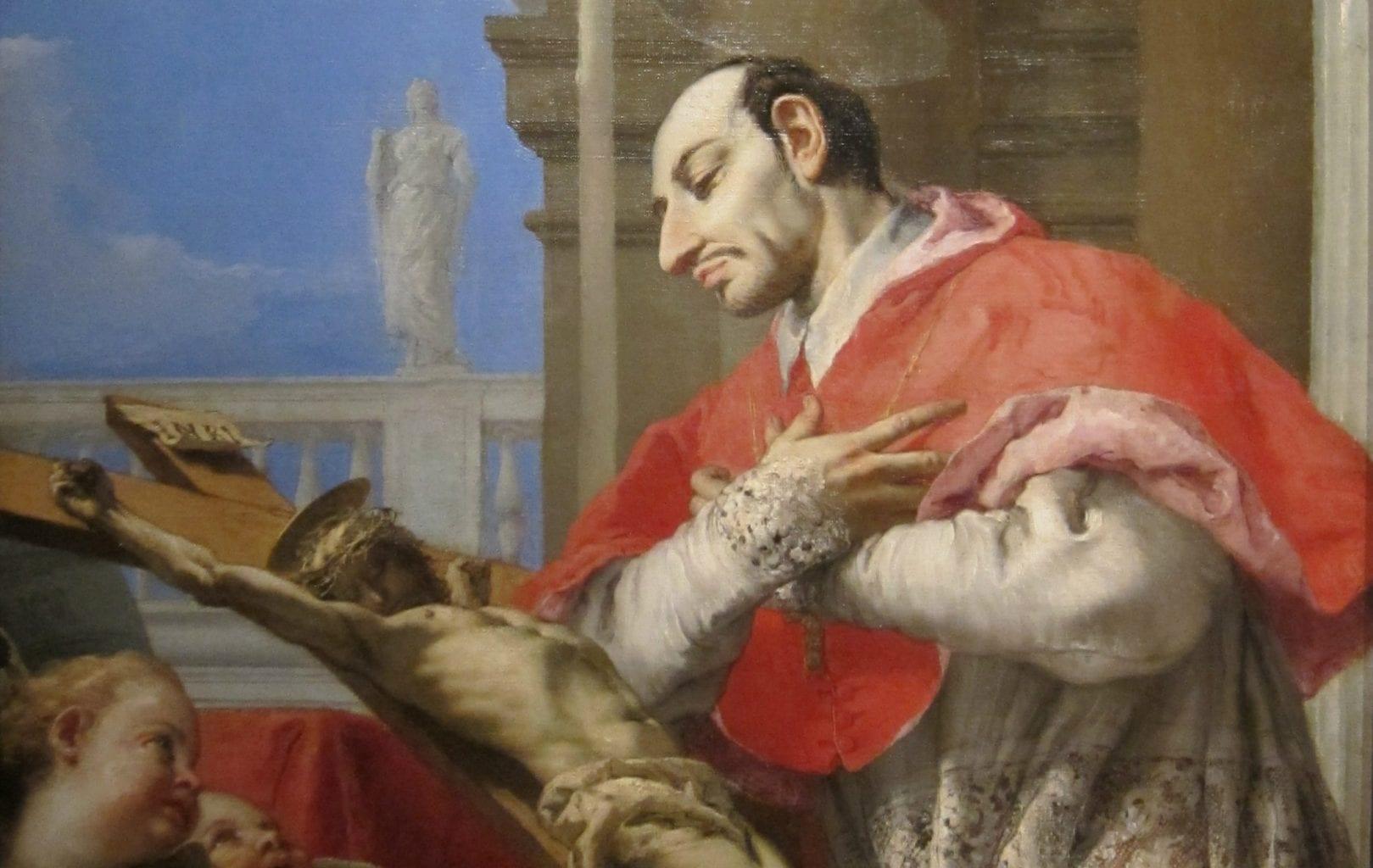 Prayer Must Come First – Charles Borromeo