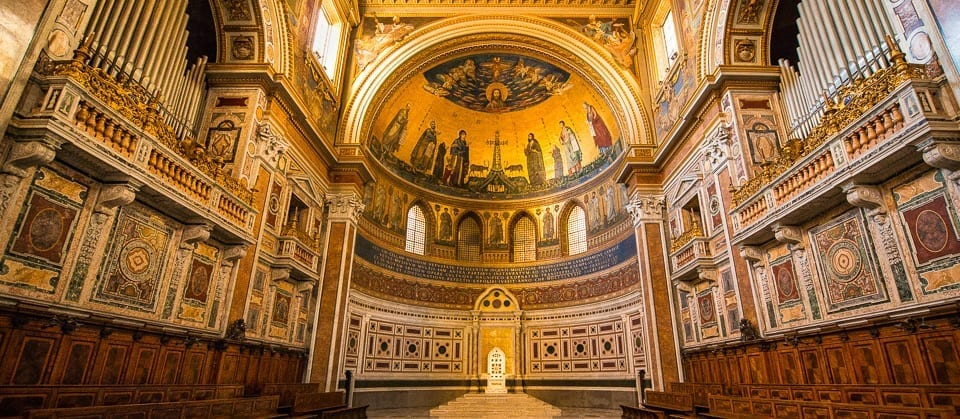 john basilica lateran church