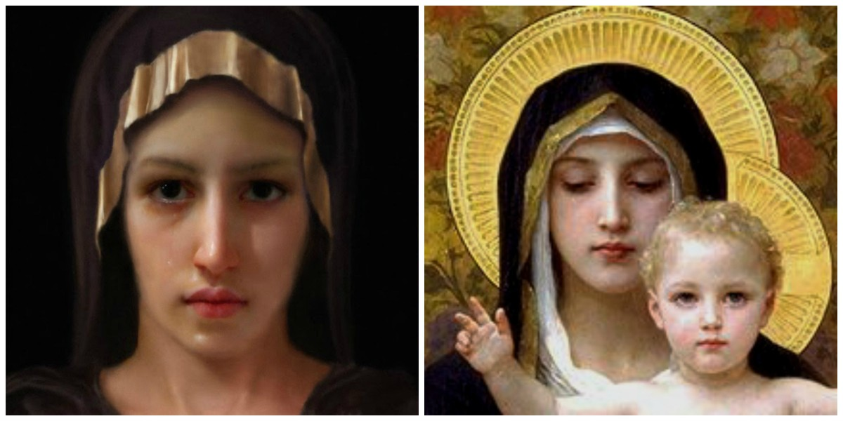 Mary, Mother of the Re-created World! – Anselm