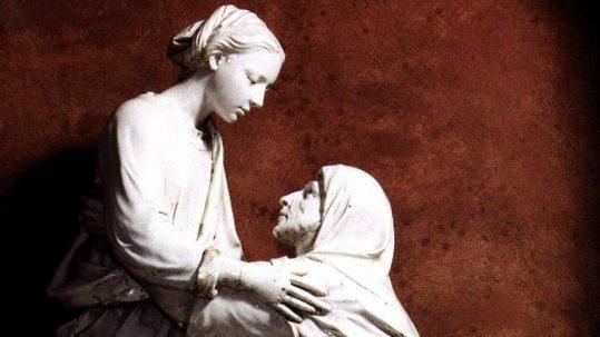 magnificat mary elizabeth visitation bede facebook