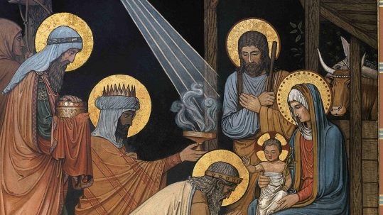deeper meaning christmas swaddling clothes manger magi significado navidad nativity natale ox ass birth Jesus Christ Bethlehem