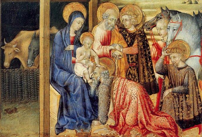 magi, three kings caspar melchior balthazar feast epiphany gifts gold frankincense myrrh