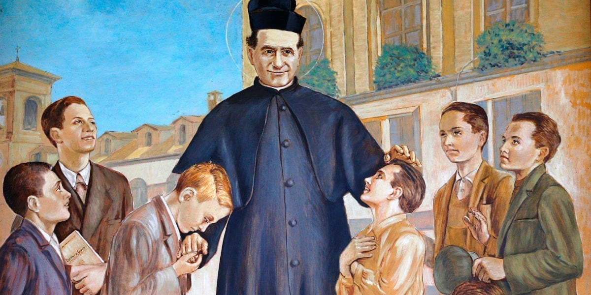 st. don john bosco january 31 youth ministry principles boys facebook