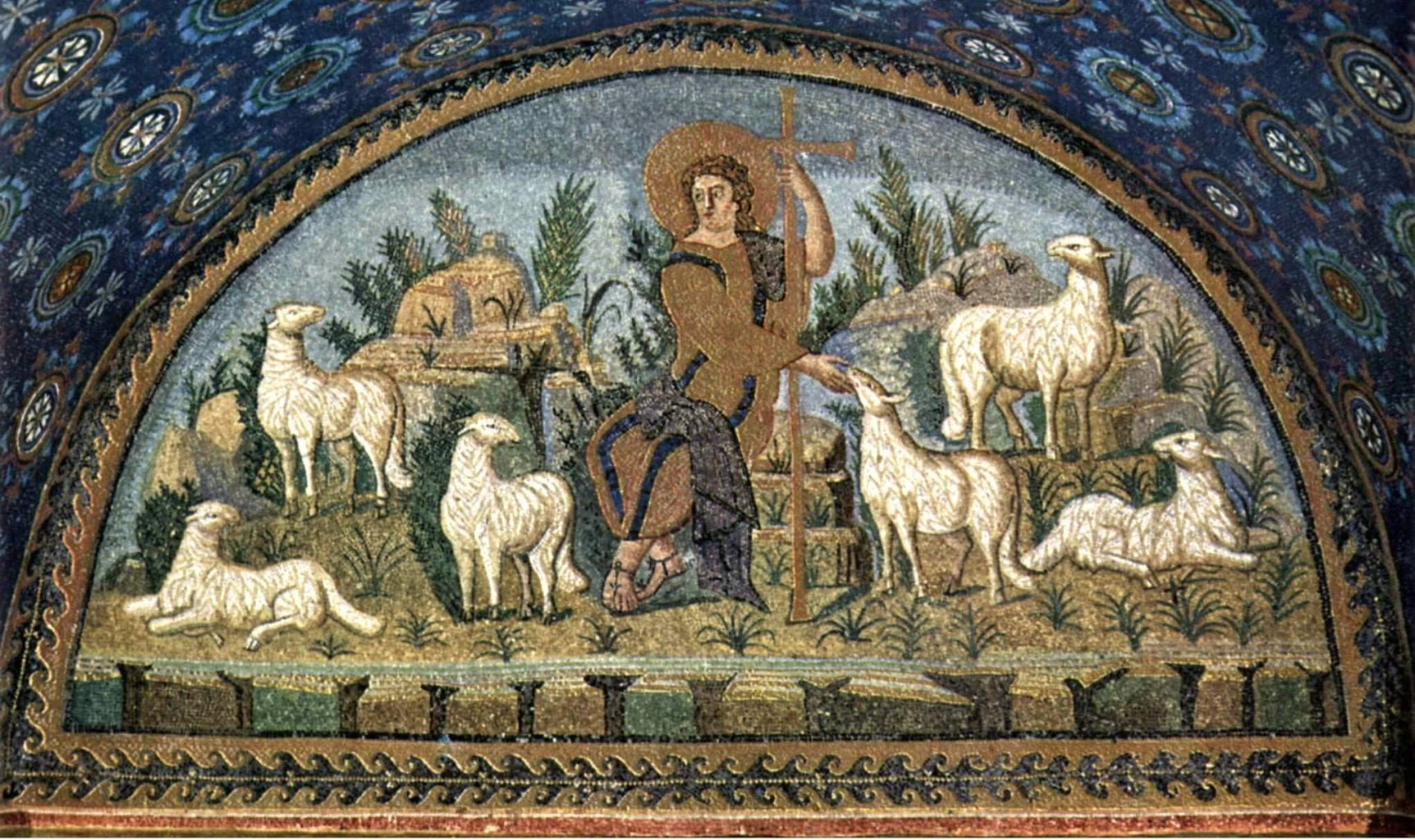 good shepherd ravenna aquinas