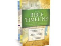 The Bible Timeline: The Story of Salvation Timeline Chart