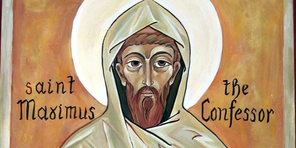 maximus the confessor charity agape caritas love service mercy generosity lent