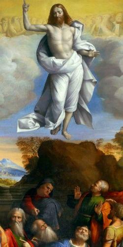new evangelization gospel commission ascension nuova evangelizzazione vangelo commissione ascensione