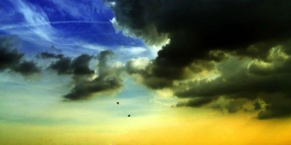 colorful sky Francis of Assisi, Saint & Legend masonry