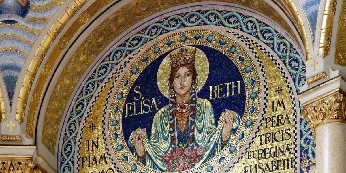 St. Elizabeth of Hungary – Conrad of Marburg