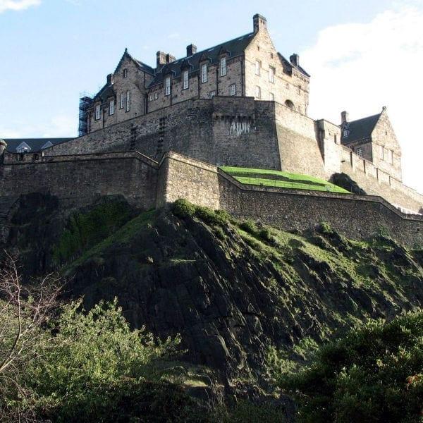 edinburgh castle Feast of Christ the King a Lasting Dominion masonry