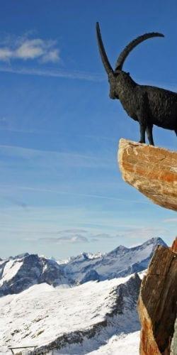 goat on a mountain Jesus Christ, God's Final Word - John of the Cross masonry