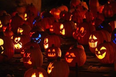 halloween pumpkin pumpkins night