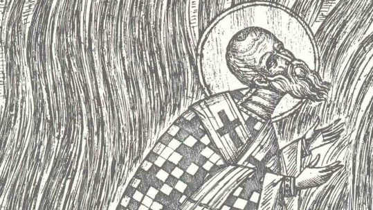 martyrdom polycarp smyrna martyr February 23 facebook eyewitness account