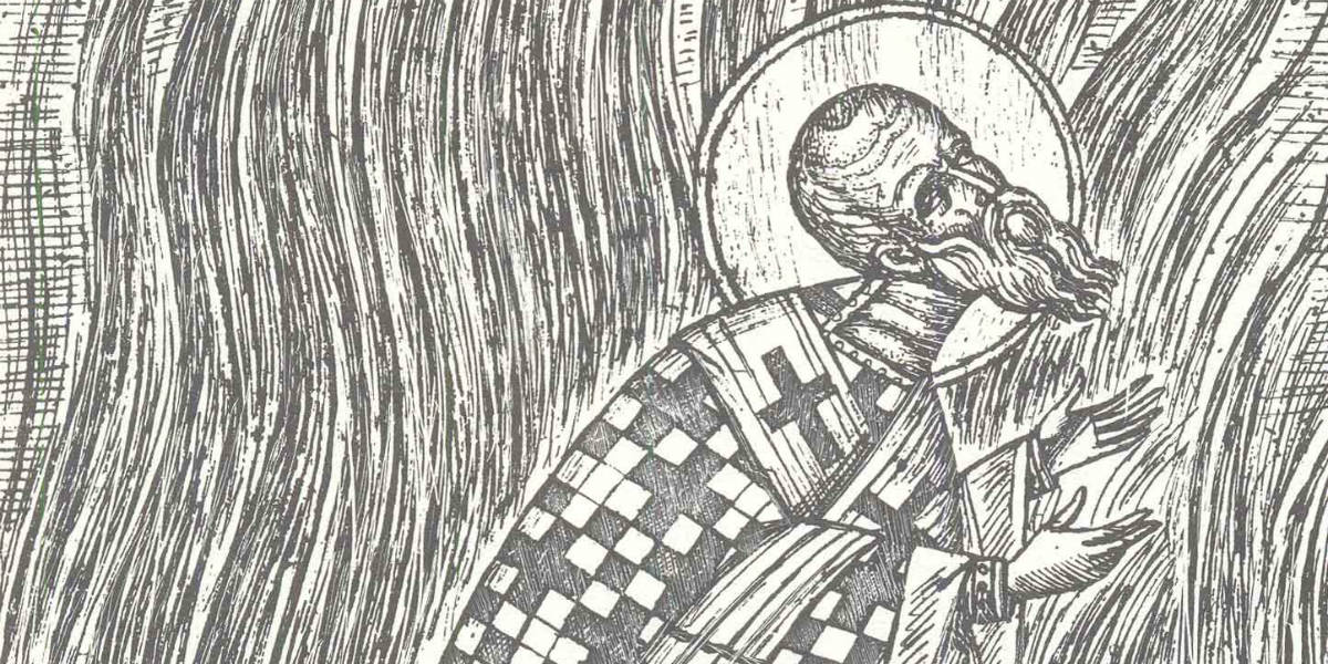 martyrdom polycarp smyrna martyr February 23 facebook eyewitness account