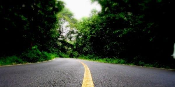 open road Lent, Temptation, & the Desert Way masonry