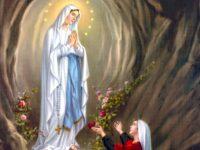 Our Lady of Lourdes – St. Bernadette