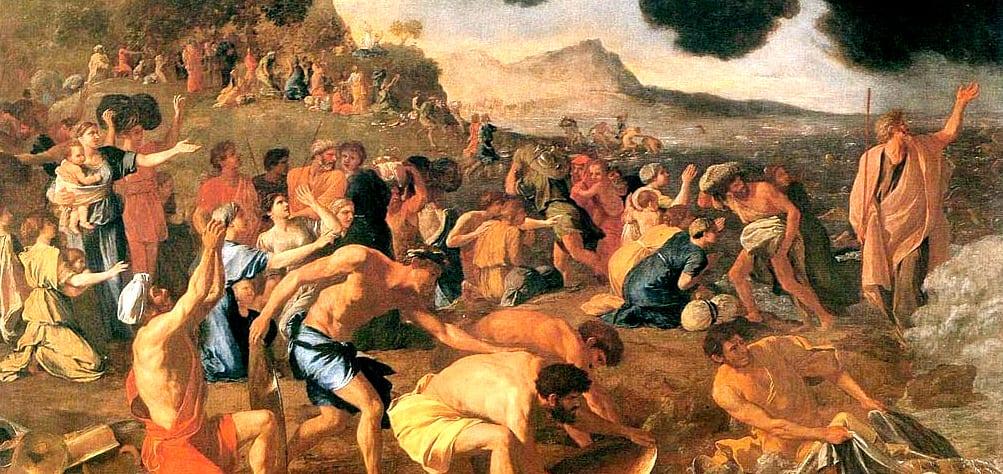 moses christ red sea baptism john Chrysostom Lent mystagogia
