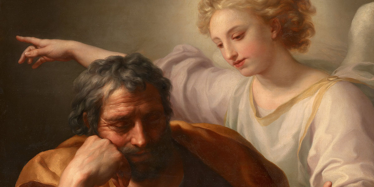 Saint Joseph, Foster-Father of Jesus – Bernadino