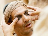 Man Born Blind, Sacraments & the Lion of Judah